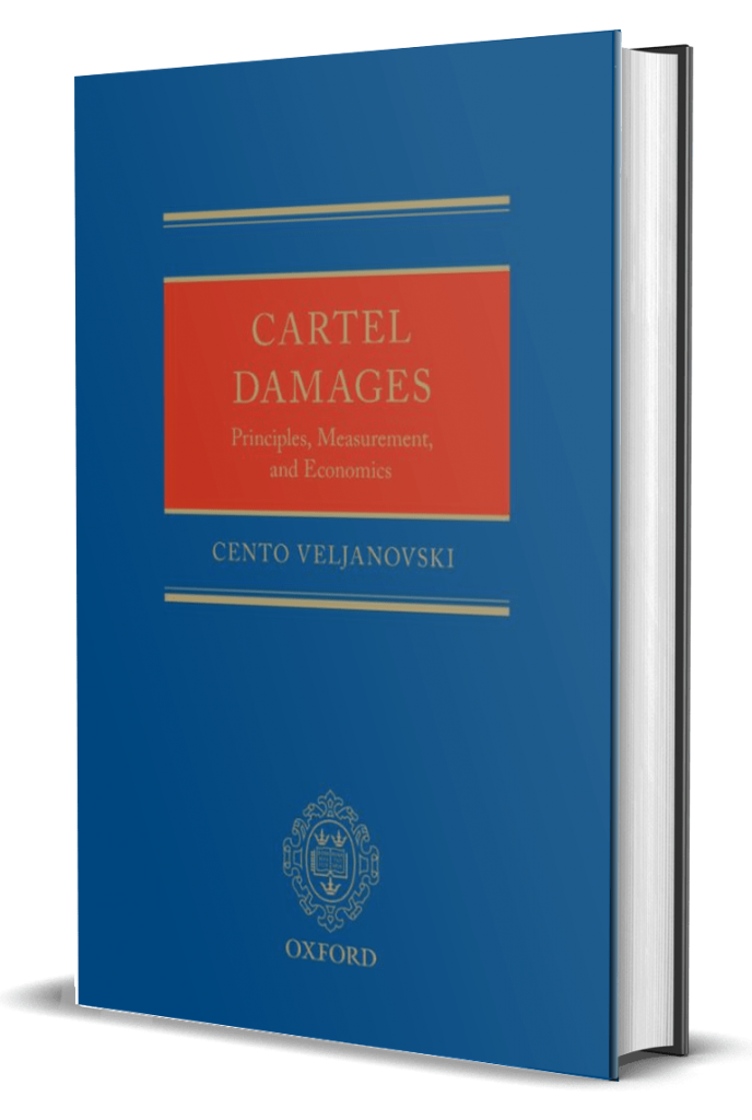 Cartel Damages - Dr. Cento Veljanovski